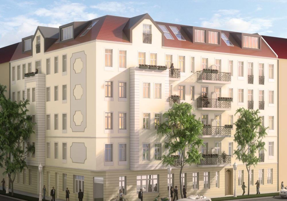 Gründerzeit-Apartments