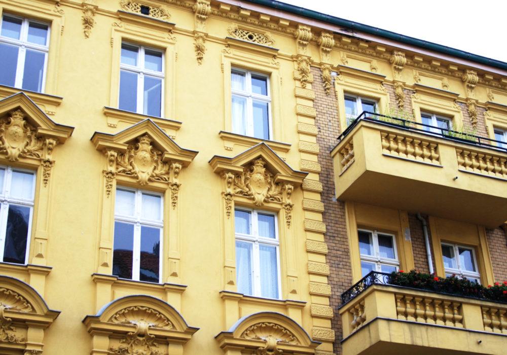 Gründerzeithaus Lessinghöhe
